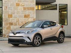 2018 Toyota C-HR Road Test and Review by Carrie Kim