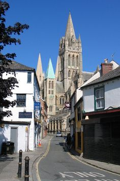 West Country Views - Truro Photos