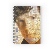 Sherlock Spiral Notebook #sherlock #holmes #notebook #benedict #london #map #crime #writing #gift #english #literature