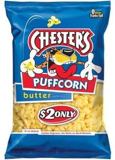 Dairy-free Junk Food Secret Files: Puffcorn OK — I never said I was a health food nut. Or a health food anything, for that matter! Fresh fruit and veg just taste better. Flavored Popcorn, Butter Popcorn, Low Salt Recipes, Snack Recipes, Popcorn Recipes, Dairy Free Junk Food, Fruit And Veg, Fresh Fruit, Chester Puffcorn