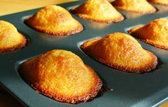 Recette de madeleine moelleuse - Feuille de choux