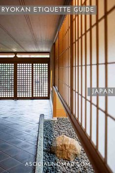 Everything you need to know about staying in a ryokan in Japan.  These traditional inns are at the heart of cultural Japan.  Find out what to expect from the beginning of your stay until the end – and we'll give you the details of the best ryokans in Japan. #Ryokan | Japan |#Japanese | Cultural | Etiquette