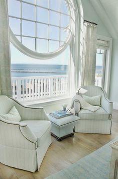 Bliss Home & Design round window