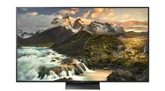 Abt has special shipping on the Sony XBR Series HDR With Android TV HDTV - Buy from authorized online retailers for free tech support. Smart Tv, Tv Led, Sony Electronics, 4k Ultra Hd Tvs, Tv Aerials, Av Receiver, Amazon Sale, 4k Uhd, Photos
