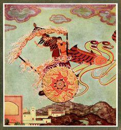 The Minotaur - Tanglewood Tales, 1918