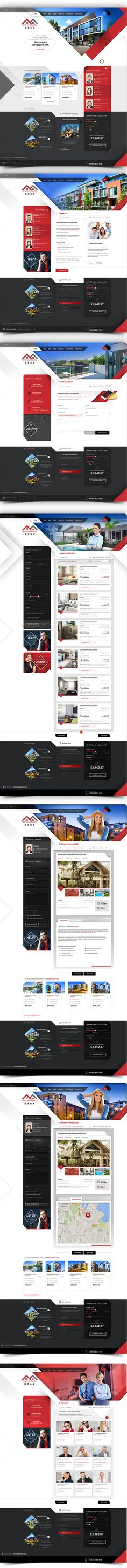 Panorama Realty on Behance