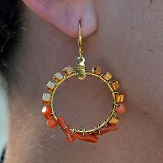 Ana Earring | Marquin Designs