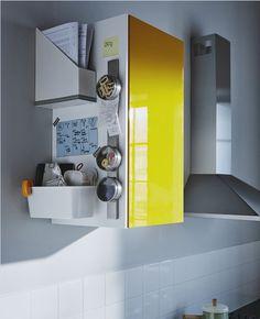 Όχι πια ανεκμετάλλευτοι χώροι στην κουζίνα | IKEA Ελλάδα