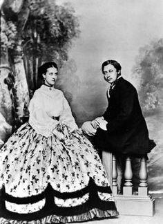 Alexandra and Bertie