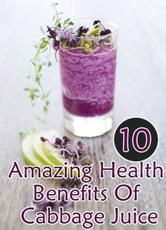 Photo inspiration: Red cabbage and granny smith apple smoothie, chou rouge, pomme, healthy drink Apple Smoothies, Healthy Smoothies, Healthy Drinks, Smoothie Recipes, Healthy Recipes, Juice Recipes, Green Smoothies, Making Smoothies, Fruity Drinks