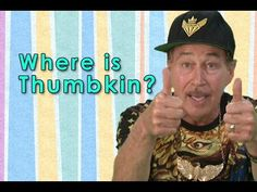 Where is Thumbkin? This nursery rhyme and finger play is a preschool favorite. This educational song teaches children to identify the different fingers and develop fine motor movement.  Use this song anytime of the day because it's great for getting children to focus. Try during your next circle time.  Children can have some fun dancing to my cool Hip-Hop beat while they sing the chorus.
