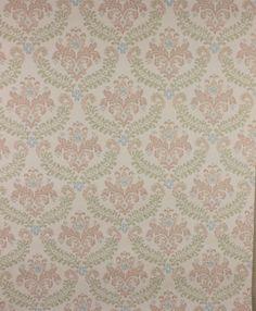Pastel barok behang | Swiet