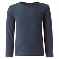 NOPPIES Longsleeve Nori (donkerblauw) | Noppies kinderkleding Long Sleeve, Sleeves, Mens Tops, T Shirt, Baby, Fashion, Supreme T Shirt, Moda, Tee Shirt