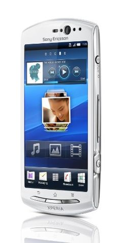 Sony Ericsson Xperia Neo V Unlocked Smartphone with Android OS, 5 MP Camera, 3.7-Inch Multi-Touch Display, Wi-Fi, and aGPS – MT11a-WH | ($199.99)