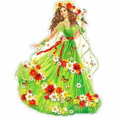 картинка девушка лето красное: 6 тыс изображений найдено в Яндекс.Картинках Flower Fairies, Flower Art, Paper Dolls, Art Dolls, Face Art, Vintage Images, St Patricks Day, Diy And Crafts, Fairy