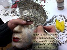 #Curso #manualidades y #artesania www.tallerestuco.... 914455482