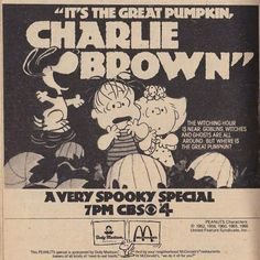 Revisit dozens of creepy & spooky vintage Halloween TV specials (and other retro horror on television) - Click Americana Vintage Halloween Images, Retro Halloween, Halloween Cartoons, Halloween Items, Holidays Halloween, Spooky Halloween, Happy Halloween, Halloween Labels, Halloween Pumpkins