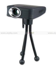 Portable Projector Mini Portable Pico LED Projector 10 Lumens $143.99