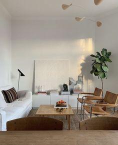 Home Living Room, Living Room Designs, Living Room Decor, Room Interior, Home Interior Design, Appartement Design, Decoration Design, Dream Home Design, Wabi Sabi