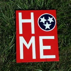 Tennessee canvas DIY