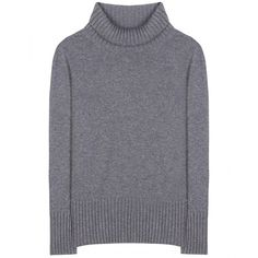 Dolce & Gabbana Cashmere Sweater ($1,620) ❤ liked on Polyvore featuring tops, sweaters, grey, dolce gabbana top, grey cashmere sweater, dolce&gabbana, grey sweater and gray top