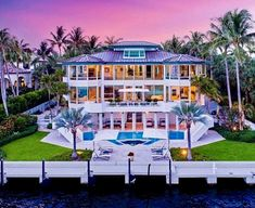 Luxury Estate, Luxury Homes, Luxurious Homes, Luxury Lifestyle, Beautiful Home Designs, Beautiful Homes, Pch Dream Home, Interior Exterior, Interior Design