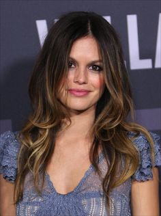 Rachel Bilson love this hair color!