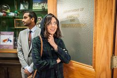 A Peek at Pawnee: Behind the Scenes of 'Parks and Recreation.'