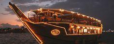 Qatar Ventures - Moon Dhow Cruising