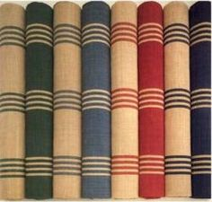 Cotton Mats - Woodard Weave Line