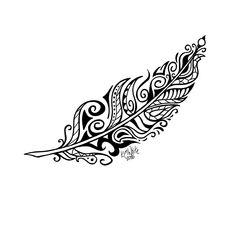 Afbeeldingsresultaat voor maori tattoos for women Tribal Henna, Henna Feather, Tribal Feather Tattoos, Tribal Tattoos For Men, Tattoos For Guys, Tattoos For Women, Maori Tattoos, Maori Tattoo Frau, Tattoos Bein