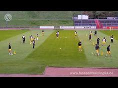 Kurzpass-Kombinationen wie FC Barcelona - YouTube