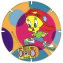 Tazos > Walkers > Looney Tunes 02-Tweety.