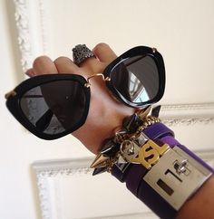 Miu Miu Sunglasses..