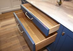 Shaker Style Kitchens, Kitchen Styling, Cabinet, Storage, Furniture, Home Decor, Clothes Stand, Purse Storage, Decoration Home