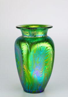 Loetz   Phänomen Vase ca. 1900. *~<3*Jo*<3~*