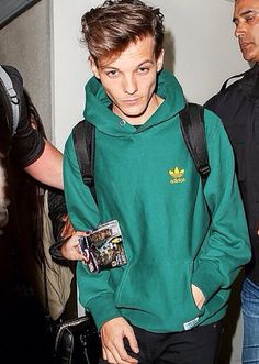 Louis at LAX