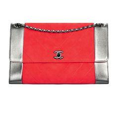 Bolsos color block: Chanel
