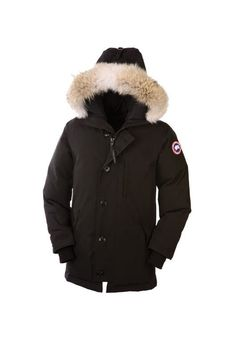 Canada Goose Outlet Chateau Parka Men Black With Highly Recommend - $389