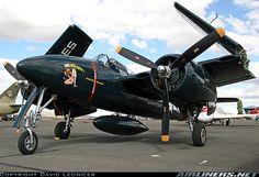 . Grumman Aircraft, Navy Aircraft, Ww2 Aircraft, Fighter Aircraft, Military Aircraft, Fighter Jets, Aircraft Maintenance, Ww2 Planes, Vintage Airplanes
