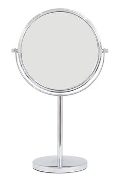 Tri Fold Vanity Mirror With Lights Led Lighted Makeup Vanity Mirror  Luxe 180 Adjustable Stand Desk