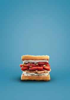 Kiri sandwiches on Behance