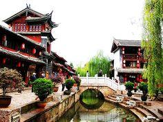 Lijiang, Yunnan, China 雲南 麗江
