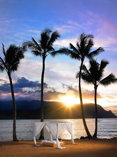 The St. Regis Princeville Resort in Kauai, Hawaii. Yes, please.
