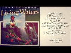 Jimmy Swaggart   Living Waters Cd Completo Jim Records 1984