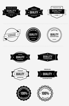 Free Vector Badges                                                                                                                                                      More