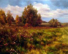 Блог - Привет.ру - Чудесные пейзажи Ольги Одальчук II - Личный интернет дневник пользователя Лана Плужник