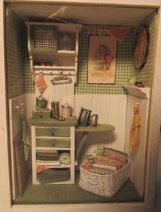 MarEven dollhouse: january 2015