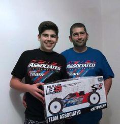 Davide Ongaro Joins Team Associated