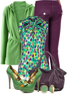 """""""Colorful Jeans III"""" by brendariley-1 on Polyvore"""